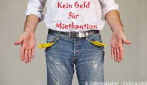 Deutsche Kautionskassen sind häufig leer. Weil kein Geld für die Mietkaution da ist, greifen immer mehr Mieter zur Mietkautionsbürgschaft.