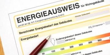 Der Energieausweis für Wohngebäude zeigt Mietern und Käufern einen Richtwert, mit welchem Energieverbrauch bei der entsprechenden Immobilie zu rechnen ist.